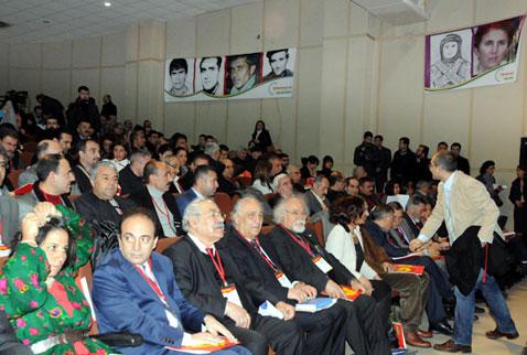 DTK Alevi Konferansı