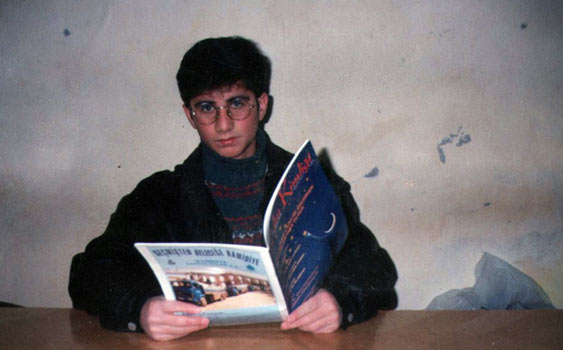 28 Şubat döneminde tutuklanmış Yakup Köse http://goo.gl/ovijSv