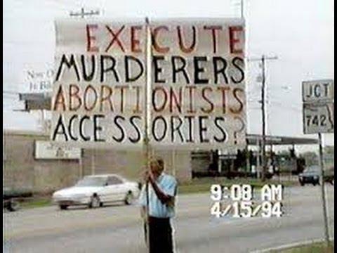 Katilleri, Kürtajcıları ve İşbirlikçileri Öldürün http://goo.gl/fRFyQI