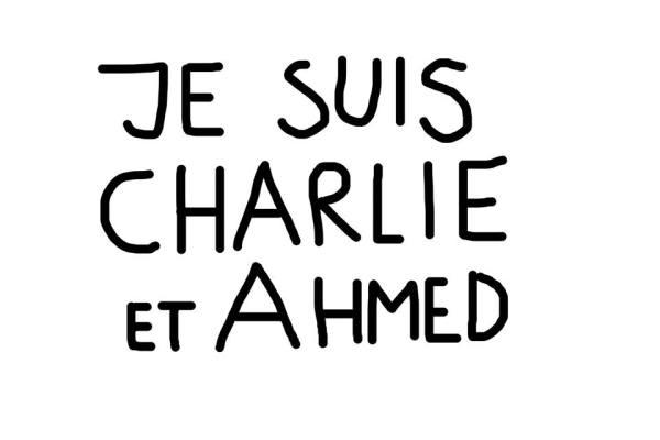 Ben Charlie ve Ahmed'im http://goo.gl/MWxGcz
