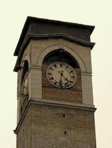 Adana Great Clock Tower designed by Krikor Agha Bzdikian and Kasbar Agha Bzdikian Source: http://goo.gl/p16Jsd