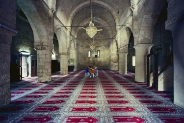 Interior of Tarsus Armenian Cathedral (now Baytimur Camii)  Source: http://goo.gl/yEMsTh